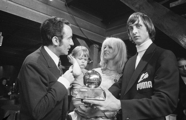 Johan Cruijff, Pallone d'oro 1971