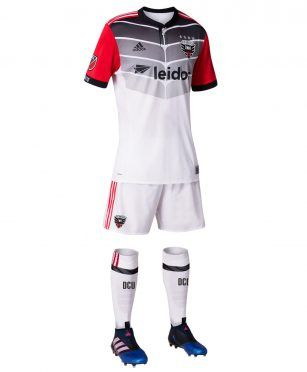 Kit away DC United 2017