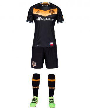 Seconda maglia Houston Dynamo 2017