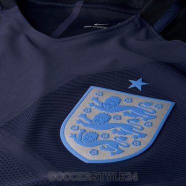 Stemma argento e celeste Inghilterra