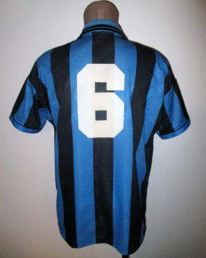 Maglia Inter 1994-1995 numero 6