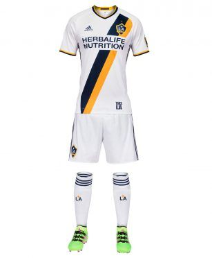Divisa LA Galaxy home 2017