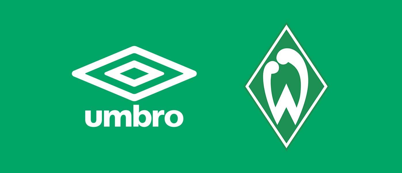 Umbro sponsor tecnico Werder Brema