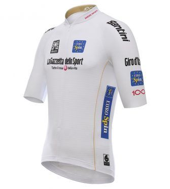Maglia bianca Giro Italia 2017