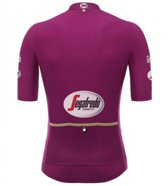 Retro maglia ciclamino del Giro
