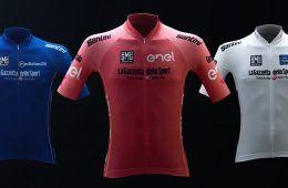 Maglie Giro d'Italia 2017