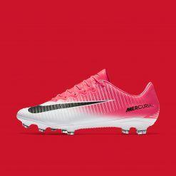Nike Mercurial Vapor rosa Motion Blur