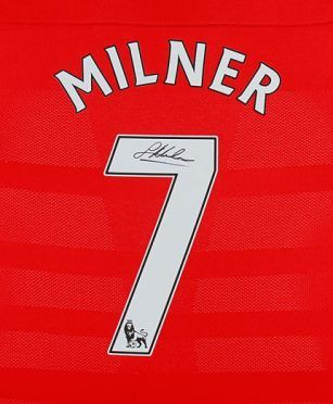 Milner 7 font Premier 2007-2017