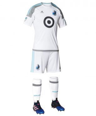 Minnesota United kit away 2017