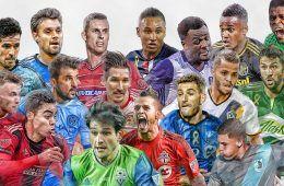 Maglie MLS 2017