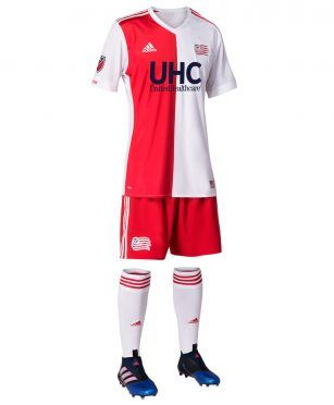 Divisa New England Revolution away 2017