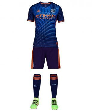 Kit away New York City 2017