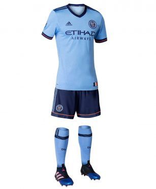Maglia New York City 2017 home MLS