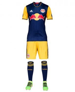 Seconda maglia New York Red Bulls 2017