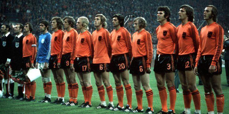Olanda, 1974