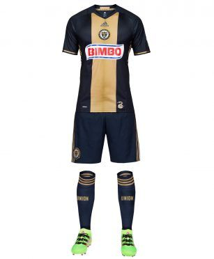 Maglia Philadelphia Union 2017 MLS