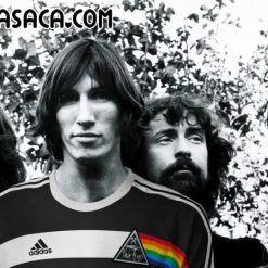 Pink Floyd maglie calcio rock