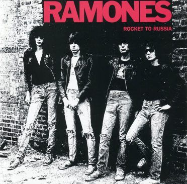 Ramones Rocket To Russia Cover
