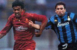 Sfida Inter-Roma 1994-1995 Serie A