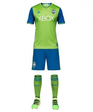 Maglia Seattle Sounders 2017 MLS