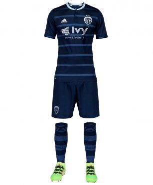 Seconda divisa Sporting Kansas City 2017