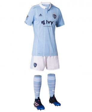 Sporting Kansas City home kit 2017
