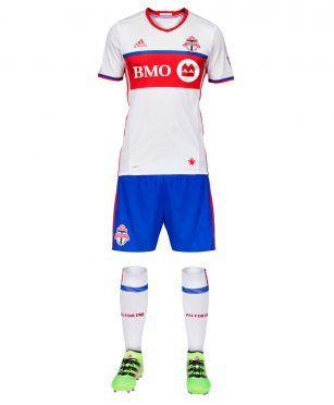 Divisa away Toronto FC 2017