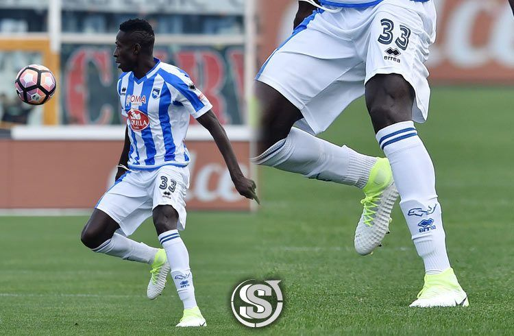 Mamadou Coulibaly (Pescara) - Nike Magista Obra II