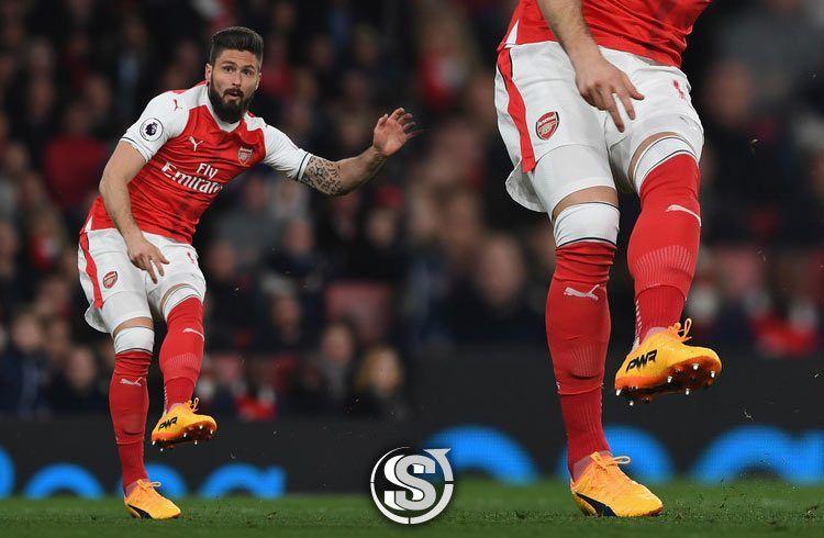 Olivier Giroud (Arsenal) - Puma EvoPower Vigor 1