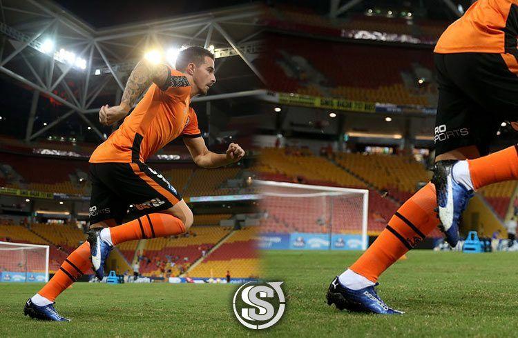 Jamie Maclaren (Brisbane Roar) - Puma EvoSpeed 17 SL