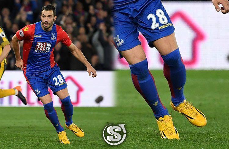 Luka Milivojevic (Crystal Palace) - adidas adizero IV Messi