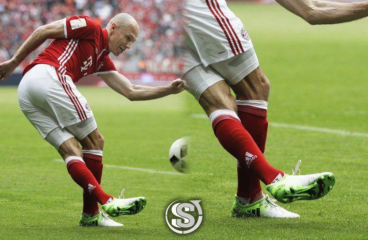 Arjen Robben (Bayern Monaco) - adidas X 16.1