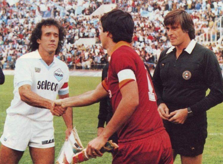 Lazio-Roma derby 1983-1984