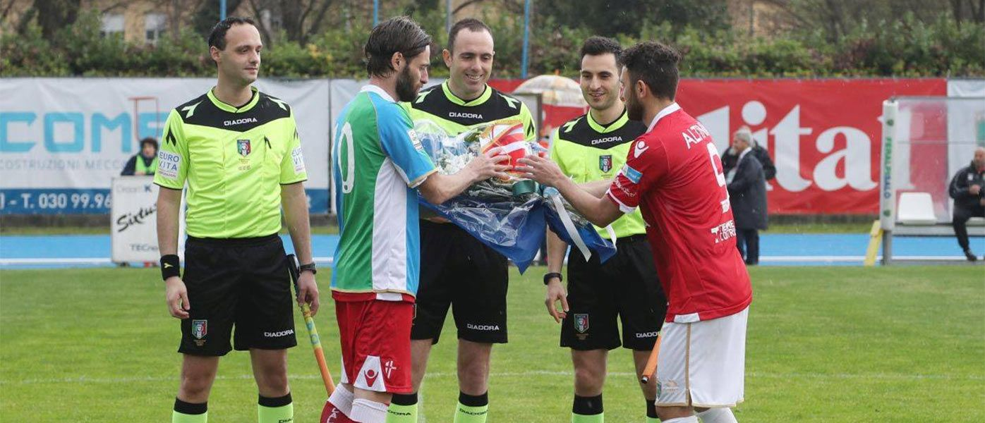 Maglie invertite in Lega Pro