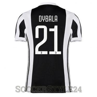 Maglia Juventus Dybala 21 - 2017-2018
