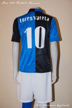 Maglia Varela del Pisa 108 anni