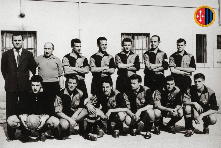 Maglia Pisa 1958-59 per i 50 anni