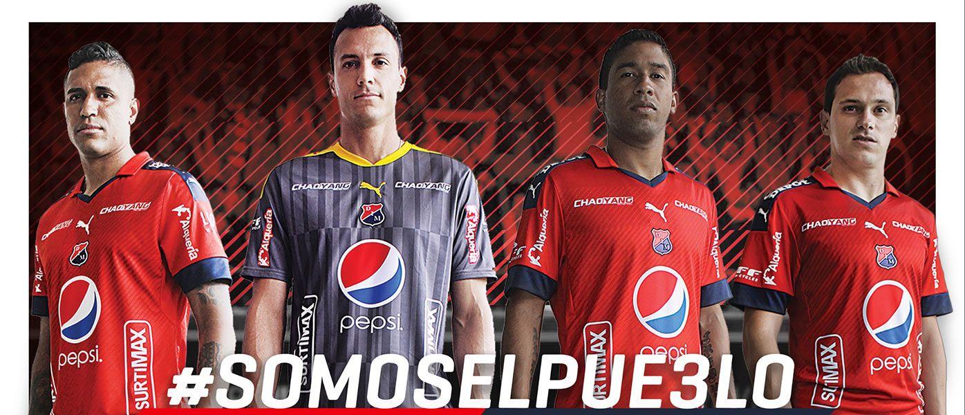Maglie Independiente Medellin Puma 2017