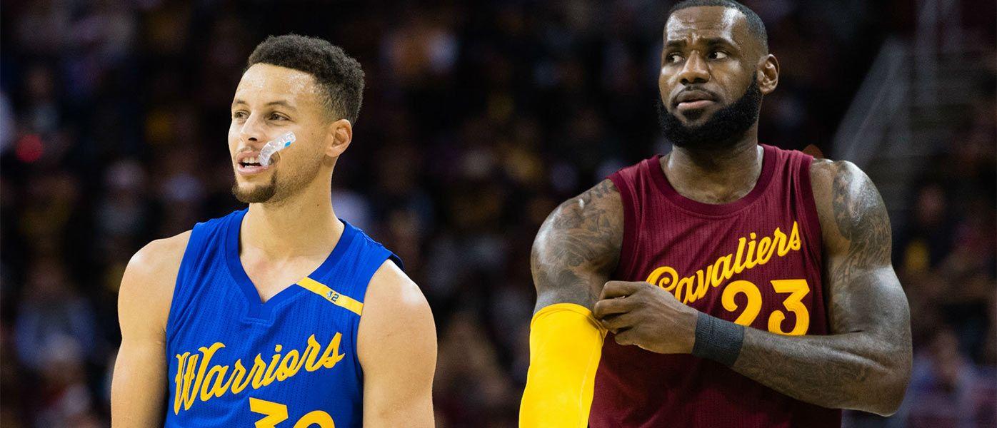 Curry e James, maglie più vendute NBA