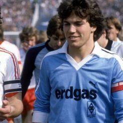 Lothar Matthaus al Borussia Monchengladbach