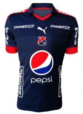 Seconda maglia Independiente Medellin 2017