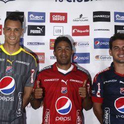 Presentazione maglie Independiente Medellin 2017