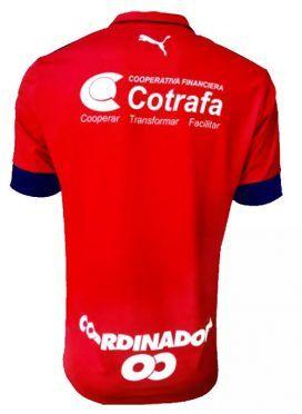 Retro prima maglia Independiente Medellin 2017