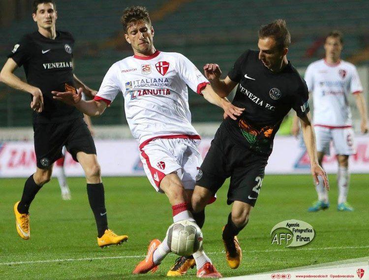 Padova-Venezia Lega Pro 2016-17