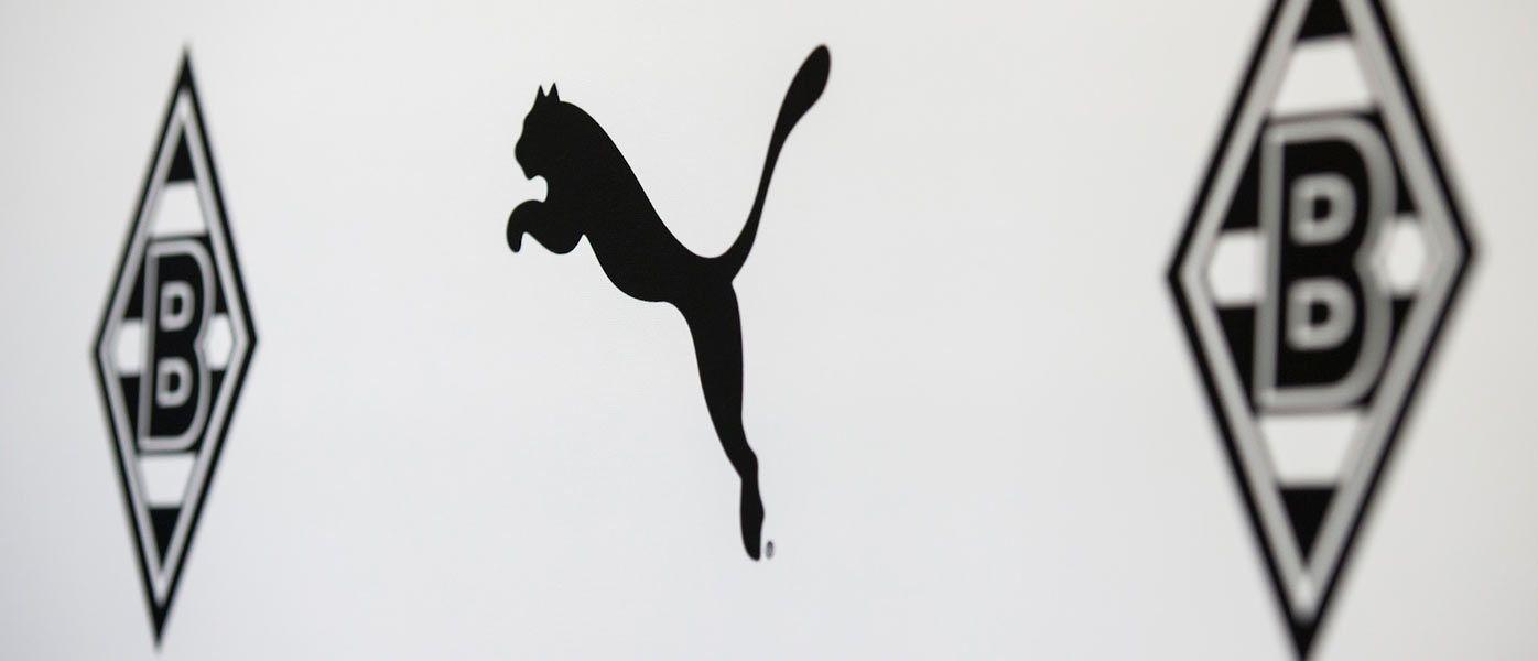 Puma sponsor tecnico Borussia Monchengladbach