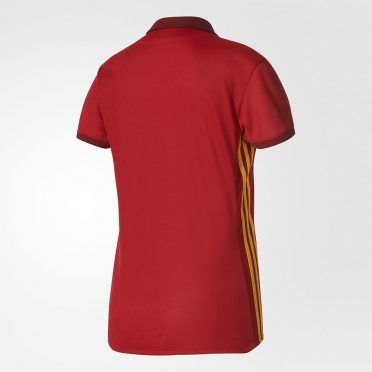 Retro maglia Spagna calcio femminile 2017