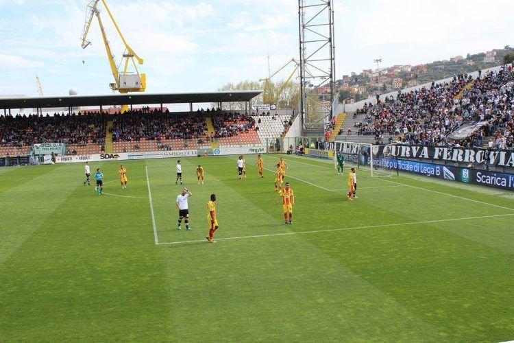 Spezia-Benevento Serie B 2016-2017