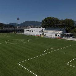 Campo a 11 Spezia centro sportivo
