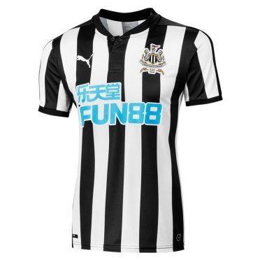 Maglia Newcastle 2017-2018