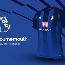 Bournemouth Away Adidas EPL